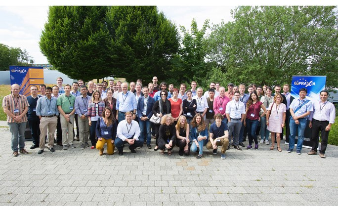 EuPRAXIA 1st Collaboration Week in Hamburg
