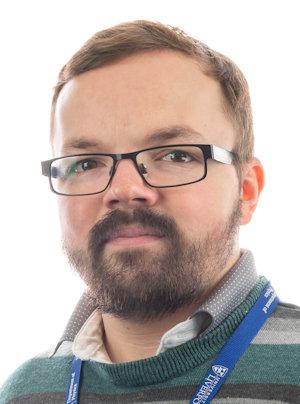 Photo of Mr Christopher Everett