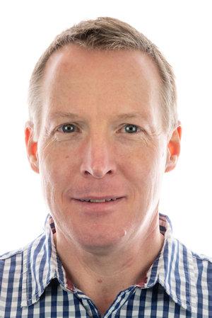 Photo of Mr Ashley Greenall
