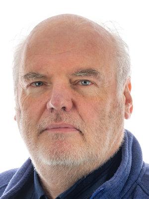 Photo of Dr Paul Harrison