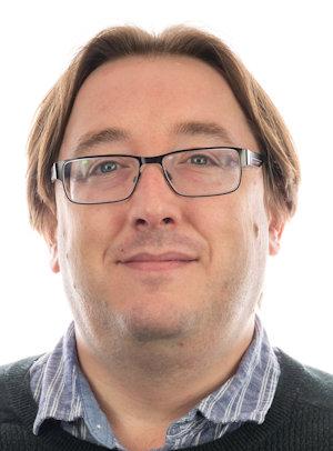 Photo of Professor Neil McCauley