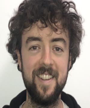 Photo of Dr Jamie Norman