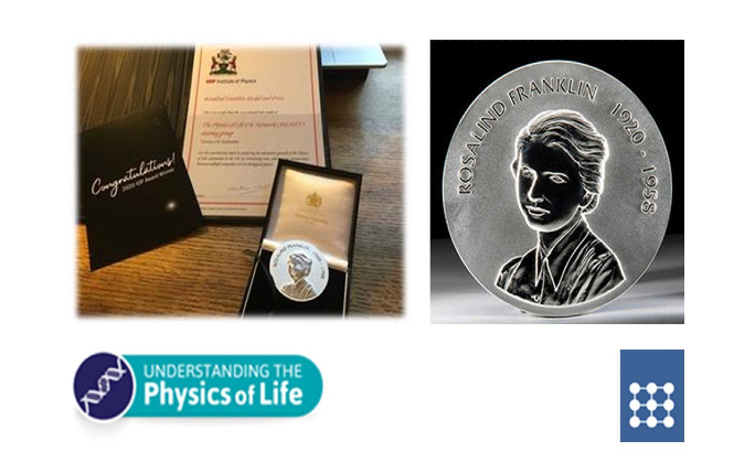Rosalind Franklin Medal and Prize