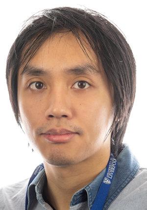 Photo of Dr Ka Ming Tsui
