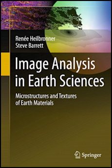 Image Analysis in Earth Sciences book cover