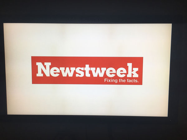 Newstweek - fixing the facts