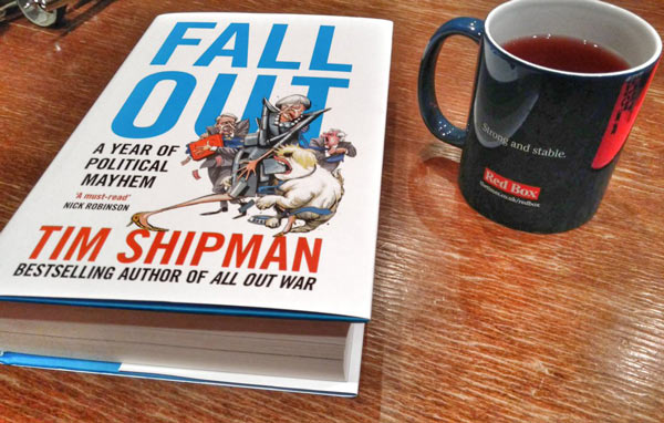'Fall out' by Time Shipman