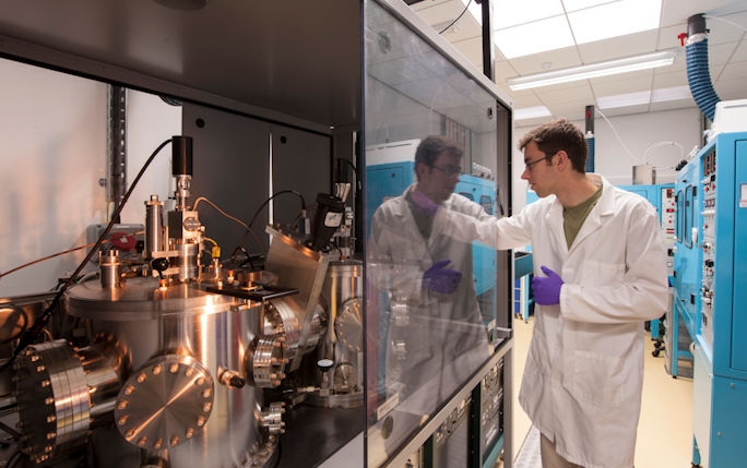 Photovoltaics Laboratory - Stephenson Institute for Renewable Energy - University of Liverpool