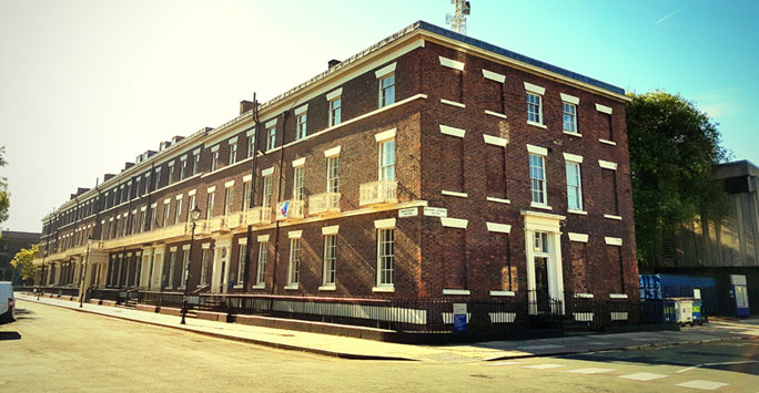 Abercromby Square building