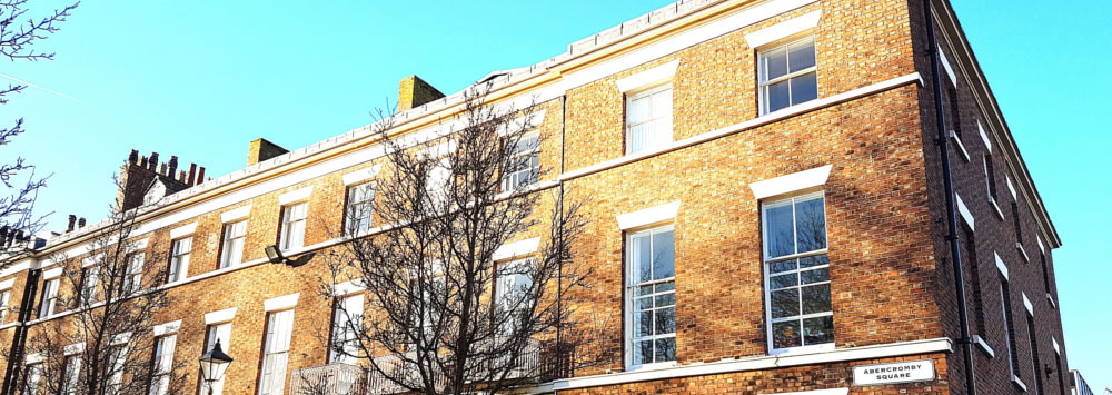 Building on Abercromby Square