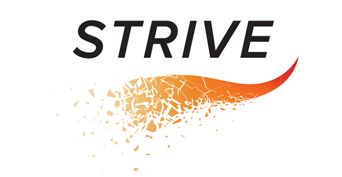 STRIVE project logo