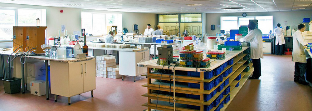 laboratory at CSols