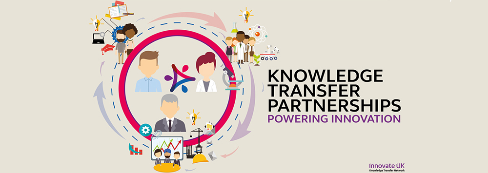 Knowledge Transfer Partnerships, powering innovation