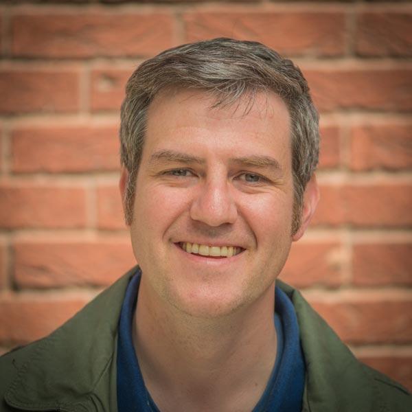 Photo of Prof Andy Biggin
