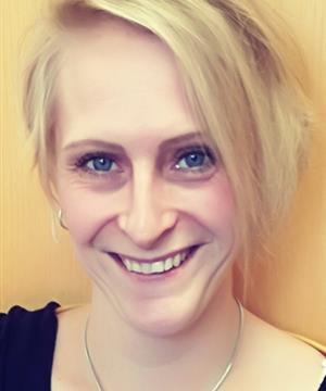 Photo of Dr Zuzana Oriou