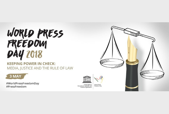 World Press Freedom Day 2018