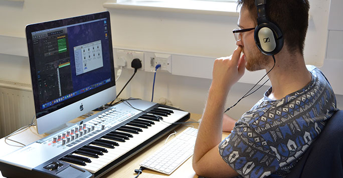 Undergraduate study at the Department of Music