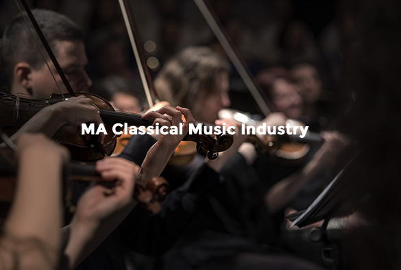 MA Classical Music Industry