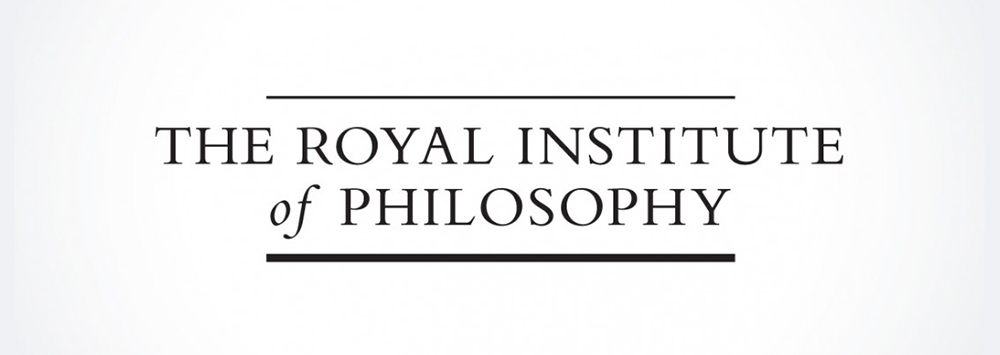 Royal Institute of Philosophy Lecture Series