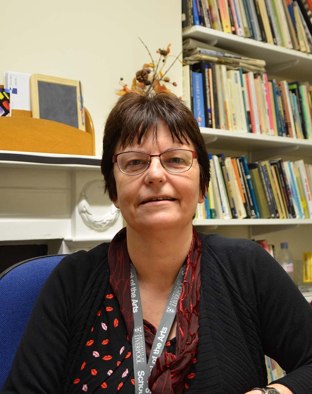 Photo of Professor Kay Richardson