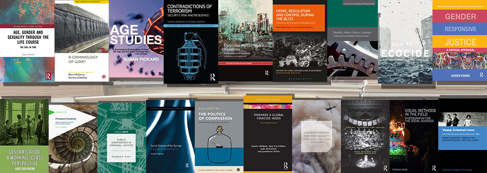 19 books by SSPC academics