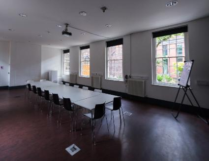 Bluecoat event space 1