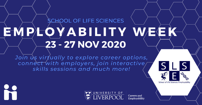 Life Sciences Employability Week