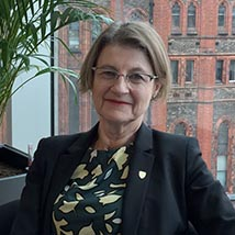 Dinah Birch, Pro-Vice-Chancellor for Cultural Engagement