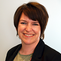 Nicola Davies, Director of Finance