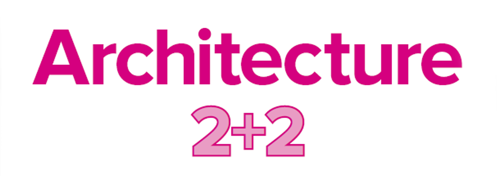 Cover for architecture 2+2