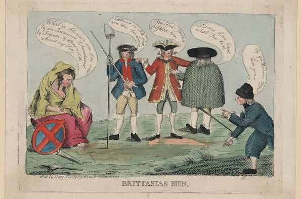 Britania's Ruin