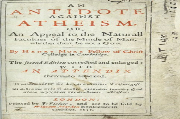 An Emotional History of Atheism