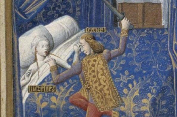 Medieval rape