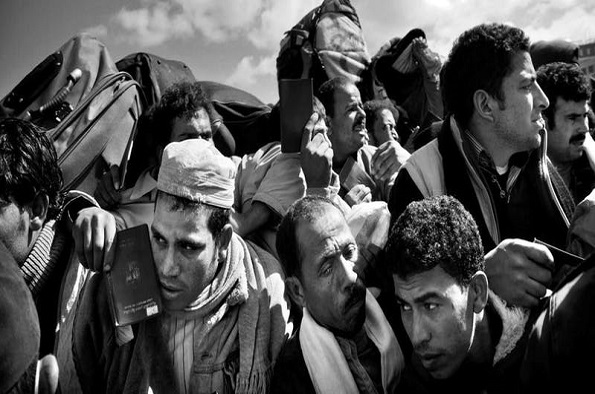 Migration and Authoritarianism in Egypt