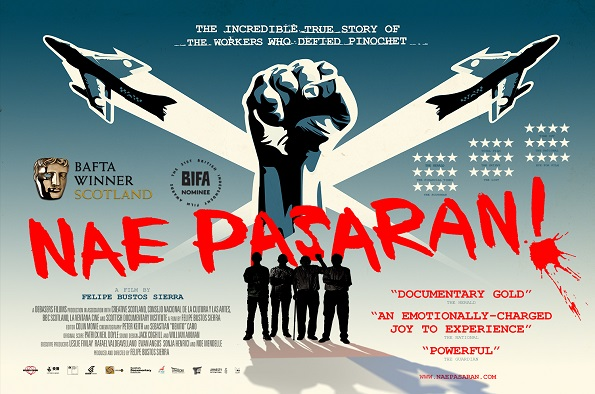 A Screening of Nae Pasaran: The Incredible True Story of How Acts of Solidarity Can Ricochet Across the World