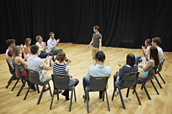 Improv workshop for language teachers