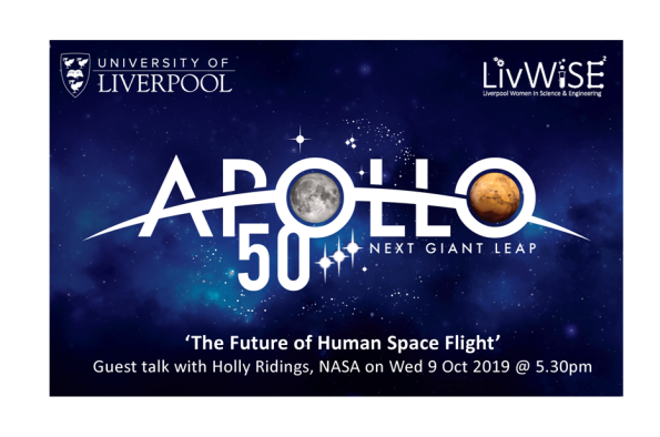 The Future of Human Space Flight guest talk