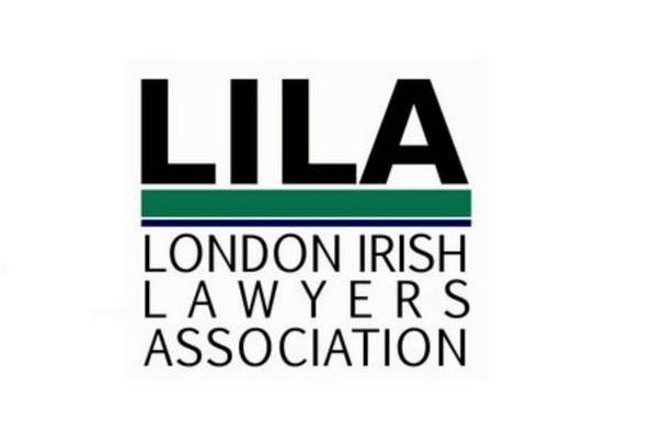 Logo of the London Irish Lawyers Assication