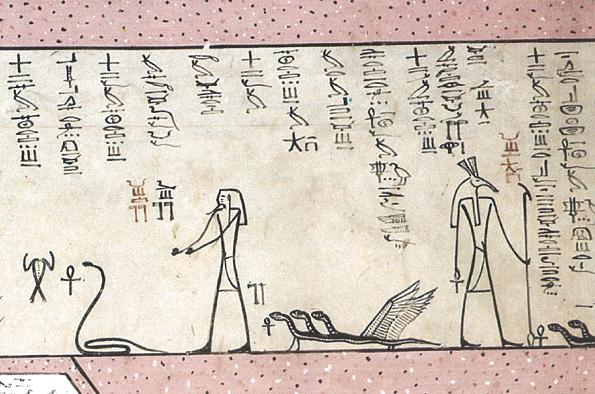 Work in Progress - Composite Figures in Egyptian Art