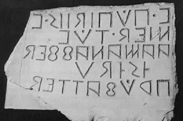 Work in Progress - Ancient Italic Groups