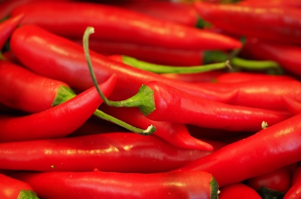 A social history of chili pepper in China