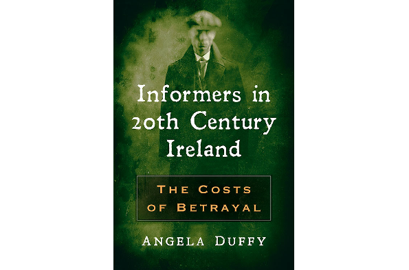 Cover of Informers in 20th Century Ireland