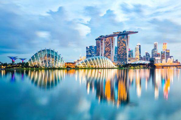 Singapore Reception, Friday 28 February