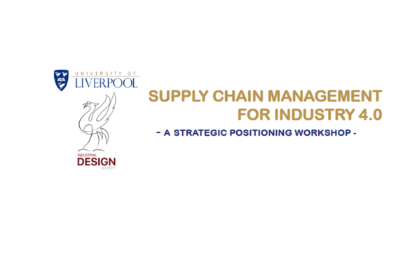 Supply Chain Management for Industry 4.0 workshop