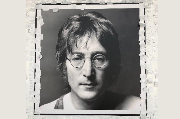 The Art of John and Yoko