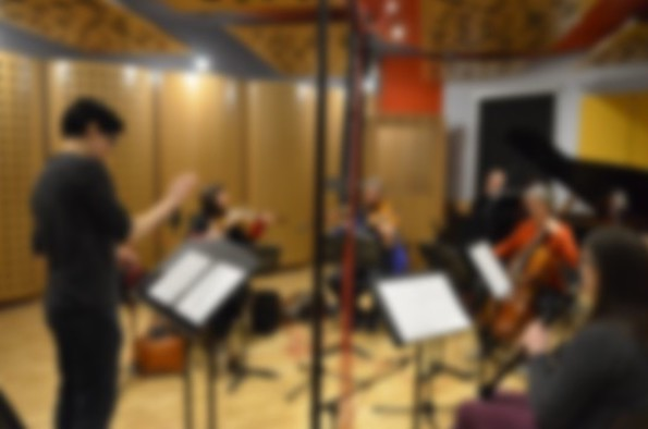 Music Hub (blurred)