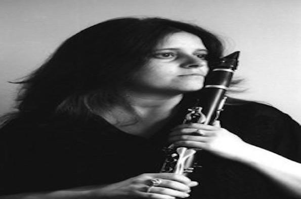 Mandy Burvill (Clarinet)
