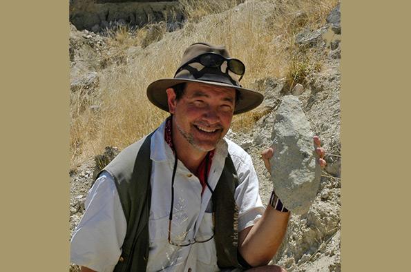 Professor Rick Potts