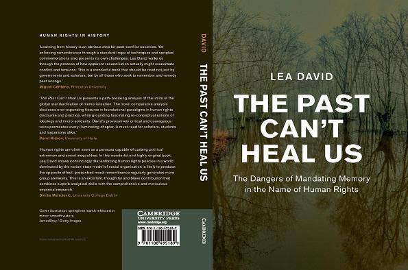 Lea David book cover