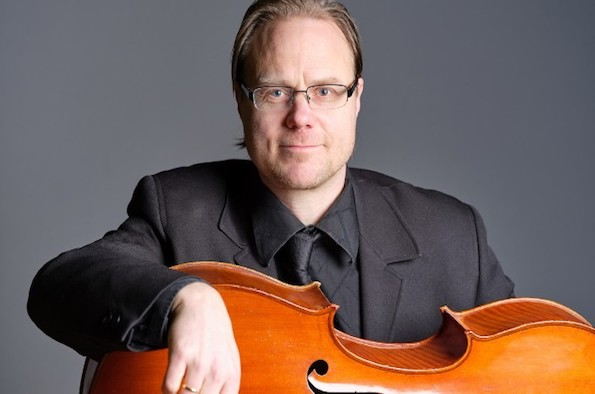 Jonathan Aasgaard (cello)